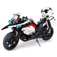 レゴ テクニック 互換品 MOC BMWバイク R1200GS LEGO互換