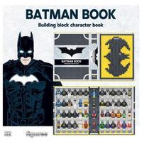 レゴ互換 バットマン キャラクター 大集合ブック ライド付き BATMAN LEGO互換品 ブロック おもちゃ 誕生日 プレゼント