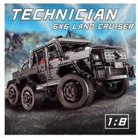 レゴ(LEGO) 互換 テクニック メルセデス・ベンツ G63 AMG 6×6 3300ピース おもちゃ 誕生日 クリスマス プレゼント