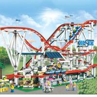 LEGO互換 ローラーコースター ジェットコースター レゴブロック互換(レゴシティ/レゴタウン/テクニック/クリエーター)