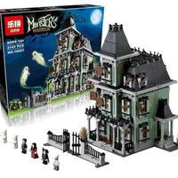 LEGO互換 モンスターファイター お化け屋敷 10228相当 2141ピース LEPIN レゴ互換ブロック