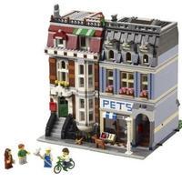 レゴ互換 ペットショップ 10218 クリエイター LEGO互換品