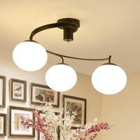 天井照明 北欧 シャンデリア 3灯 シーリングライト 照明器具 アンティーク インテリア リビング 寝室