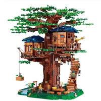 レゴ互換 アイデア ツリーハウス 21318 ブロック おもちゃ LEGO互換品
