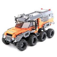 レゴ互換 オフロードアドベンチャート 車 おもちゃ ブロック LEGO互換品