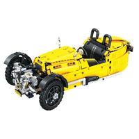 レゴ テクニック 互換品 3輪 クッシックカー ヴィンテージ レトロカー LEGO互換
