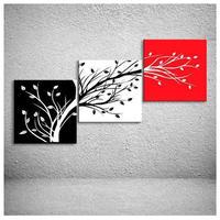 海外輸入 パネルアート -Canvas Wall Art Branches Art- インテリア 絵画 壁掛 タペストリ