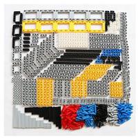 レゴ テクニック 互換 パーツ リフトアーム ビーム 車軸コネクタ 大量詰め合わせ 540ピース LEGO互換