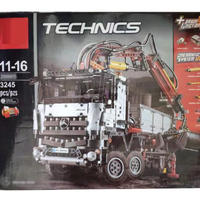 LEPIN社 3245ピース テクニックシリーズトラック レゴブロック互換