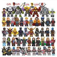 アベンジャーズ ミニフィグ 大量50体セット おまけ4種類付き レゴ互換 アイアンマン キャプテンアメリカ LEGO互換