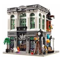 レゴ 10251 ブリックバンク 互換品 クリエイター LEGO互換