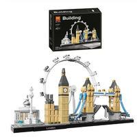 レゴ互換 アーキテクチャー ロンドン 21034 LEGO互換品
