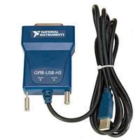National Instrumens NI GPIB-USB-HS GPIBコントローラ 新品 インタフェースアダプタコントローラ ieee 488 usb 2.0