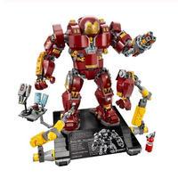 レゴ風 レゴ互換 アイアンマンハルクバスター 新品 送料無料