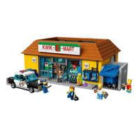 レゴ互換 シンプソンズ クイックEマート 2232ピース ミニフィグ付 LEGO互換品