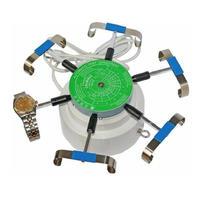 ウォッチワインダー 6腕腕時計 風試験機 自動ウォッチワインダー ワインディングマシーン 110V(国内対応)