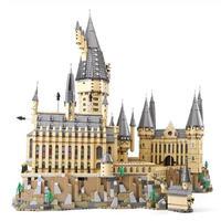 レゴ互換 71043 ハリーポッター ホグワーツ城 レゴブロック LEGO互換品