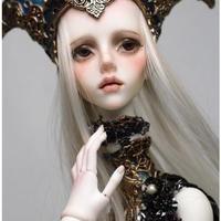 球体関節人形 本体+眼球+メイクアップ済 BJD 1/3 クリスティーナ シャトー カスタムドール