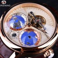 地球レアル トゥールビヨン ローズゴールドクラシック多次元 デザイナー腕時計 メンズラグジュアリーブランド 腕時計 自動時計
