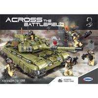 レゴ互換 ミリタリー戦車 スコーピオタイガータンク  LEGO互換品