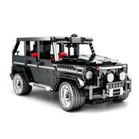 レゴ互換 メルセデス・ベンツ g500 オフロード 1343ピース LEGO互換品(テクニック/クリエーター)
