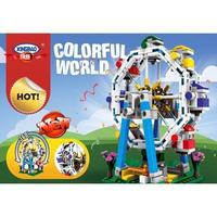 レゴ互換ブロック 観覧車 LEGO互換品 おもちゃ クリスマス プレゼント