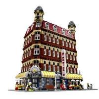 レゴ互換 カフェコーナー 10182 クリエイター LEGO互換品