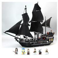 LEGO互換 パイレーツオブカリビアン ブラックパール号 2種類 レゴ互換品 ブロック