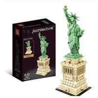 レゴ互換 自由の女神 アーキテクチャー 21042 LEGO互換品
