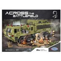 レゴ互換 ミリタリーコーピオ ミサイル発射 軍用トラック車 LEGO互換品 おもちゃ 誕生日 クリスマス プレゼント