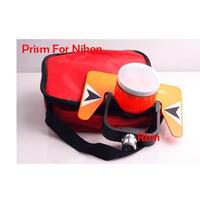 RED PRISM オールメタル プリズムセット トータルステーション 測量用 バッグ付