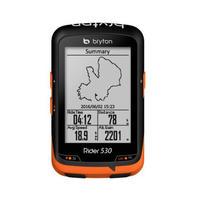 Bryton Rider 530E GPSサイクルコンピュータ ブライトン ライダー 防水 ワイヤレス 新品