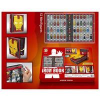レゴ互換 アベンジャーズ アイアンマン大集合ブック ライド付き IRON MAN LEGO互換品 ブロック おもちゃ 誕生日 プレゼント
