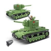 レゴ互換 ソビエト軍 818ピース 戦車 兵士 ミニフィグ パンツァー 軍事 ブロック 武器アクセサリー LEGO互換品