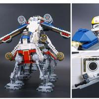 レゴ互換 リパブリックドロップシップ 新品 ミニフィグ LEGO風
