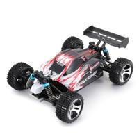 1/18 ラジコンカー オフロードバギー 高速 50km/h 操作距離/100m 四輪駆動 レッド ブルー おもちゃ 誕生日 プレゼント