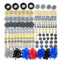 レゴ テクニック 互換 ギア パーツ 大量詰め合わせ 約650個セット LEGO互換