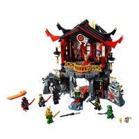 レゴ互換 ニンジャゴー 復活の神殿 70643 LEGO互換