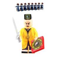 レゴ風 レゴ互換 霊幻道士キョンシー9体セット 新品