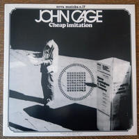 John Cage / Cheap Imitation