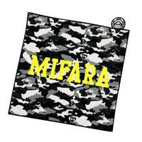 【MIFARA】ハンドタオル/Camouflage_BK