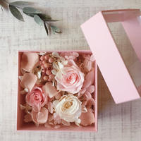 Flower box(bany pink)
