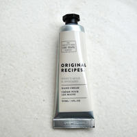 ORIGINAL RECIPES ハンドクリーム ゴートミルク&アボカド