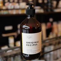 ORIGINAL RECIPES ハンド&ボデイウオッシュ ホワイトテイー&ビタミンE
