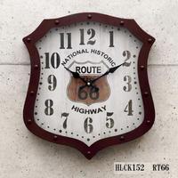 ダイカットクロック(ROUTE66)
