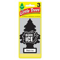 【3枚パック】リトルツリー ブラックアイス