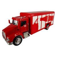 Coca-Cola Miniature Car Paccar Kenworth Bevarage Truck 1/43スケール