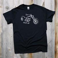Tシャツ RT.66 Motorcycle