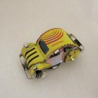 マグネット ミニカー ブリキ缶リメイク(マダガスカル)⑪【郵便お届け】
