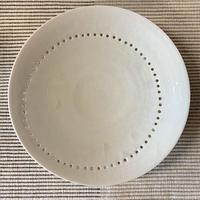 笠間焼 / 丸皿(ほたる)